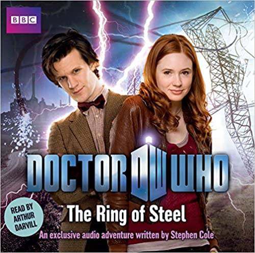 Arthur Darvill - Doctor Who: The Ring Of Steel