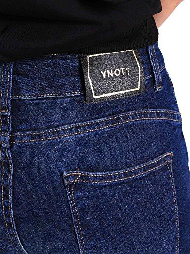 Jeans YNOT Donna Blu 18PEY092 YNOT 18PEY092 tgwq6Zg