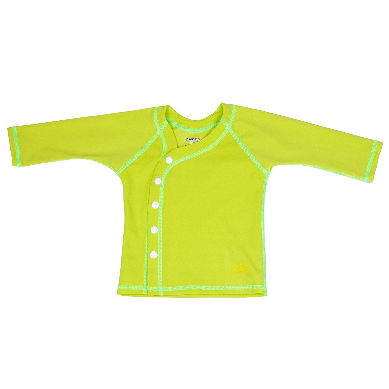 【2018年製 新品】 Nozone Months|Lime Clothing 6 Company 12 SHIRT ユニセックスベビー B011KCAB14 Lime 6 - 12 Months 6 - 12 Months|Lime, きもの処えりよし:f55f490a --- suprjadki.eu