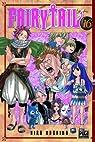 Fairy Tail, tome 16 par Mashima