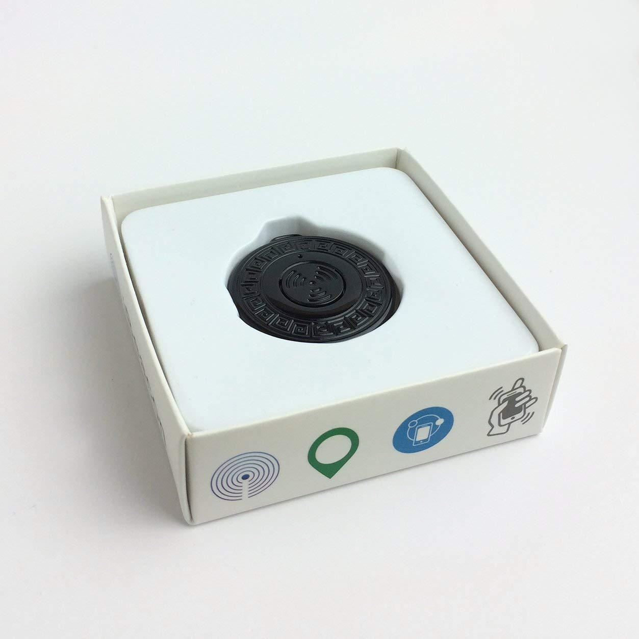 Bluetooth BLE iBeacon Easy to configure with Free apps for Android and Apple BC037-iBeacon