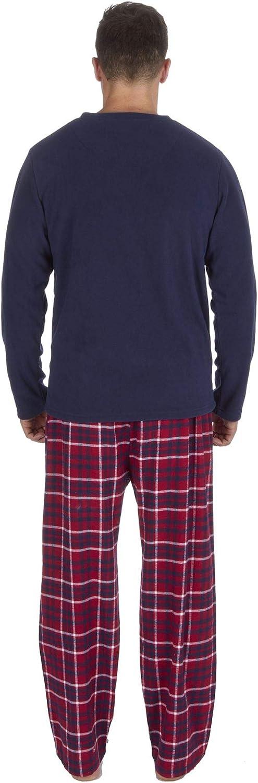 Conjunto de Pijama de Manga Larga para Hombre