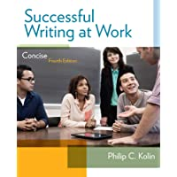 Successful Writing at Work: Concise Edition