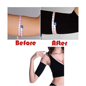 ddab5a1384 Denshine Arm Sleeve, Arm Shaper Massager Sleeve Compression Slim Arms Sleeve  Bigger Arms Compression Slimming Massage Shaper Sleeve for Sports, ...