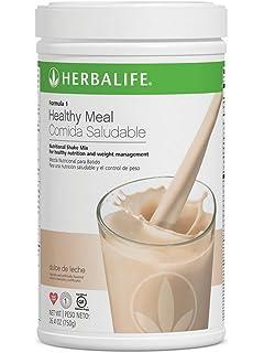 Herbalife fórmula 1 saludable comida nutricionales sabor mezcla de Shake (10)