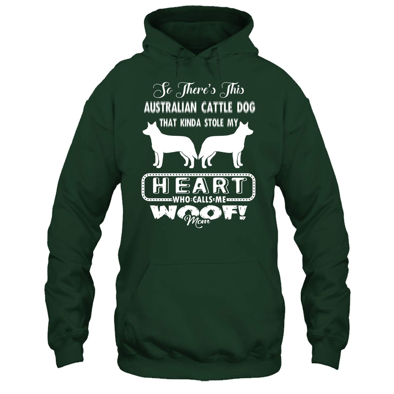 Love Australian Cattle Dog Tee Shirt Australian Cattle Dog T Shirt