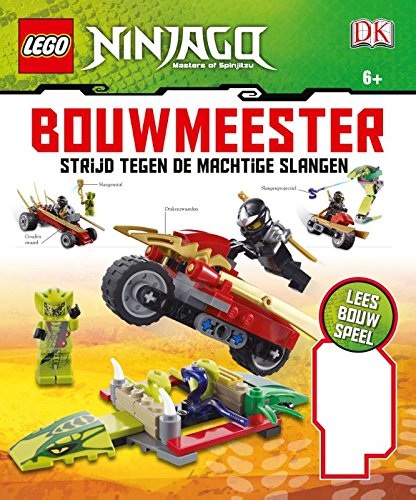 Masters of Spinjitu: bouwmeester strijd tegen machtige ...