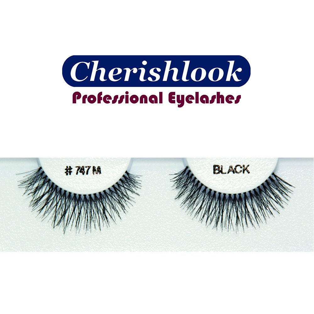 Cherishlook Professional 10packs Eyelashes - #747M