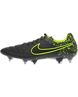 49f82882 Nike Tiempo Legend V FG Men's Football Boots Size: 5.5 UK: Amazon.co ...