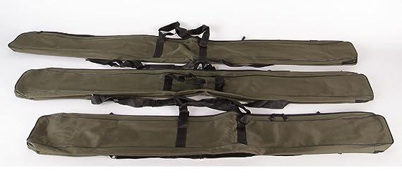 Angeltasche Rutentasche Rutenfutteral Anglertasche 140cm bis 220cm Tasche-EL