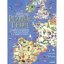 Atlas pour les enfants : Planète Terre