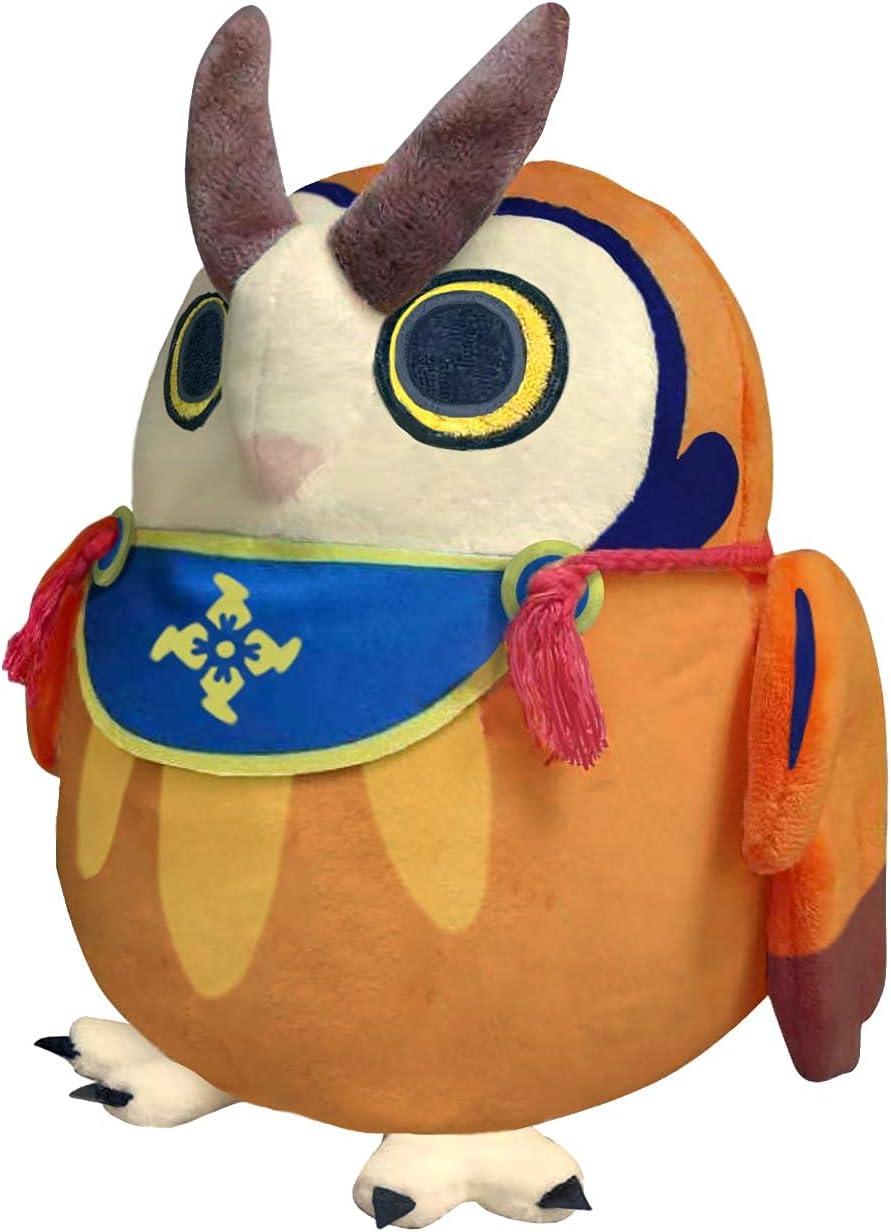 Monster Hunter: Cohoot Chibi Plush Toy