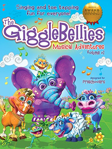 The GiggleBellies Musical Adventures Volume #1