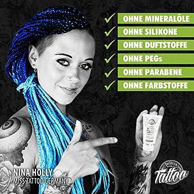 Believa Tattoo Crema Cuidado – Cuidado vegano para el tatuaje ...