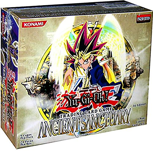 (YuGiOh Ancient Sanctuary Unlimited Booster Box [Toy])