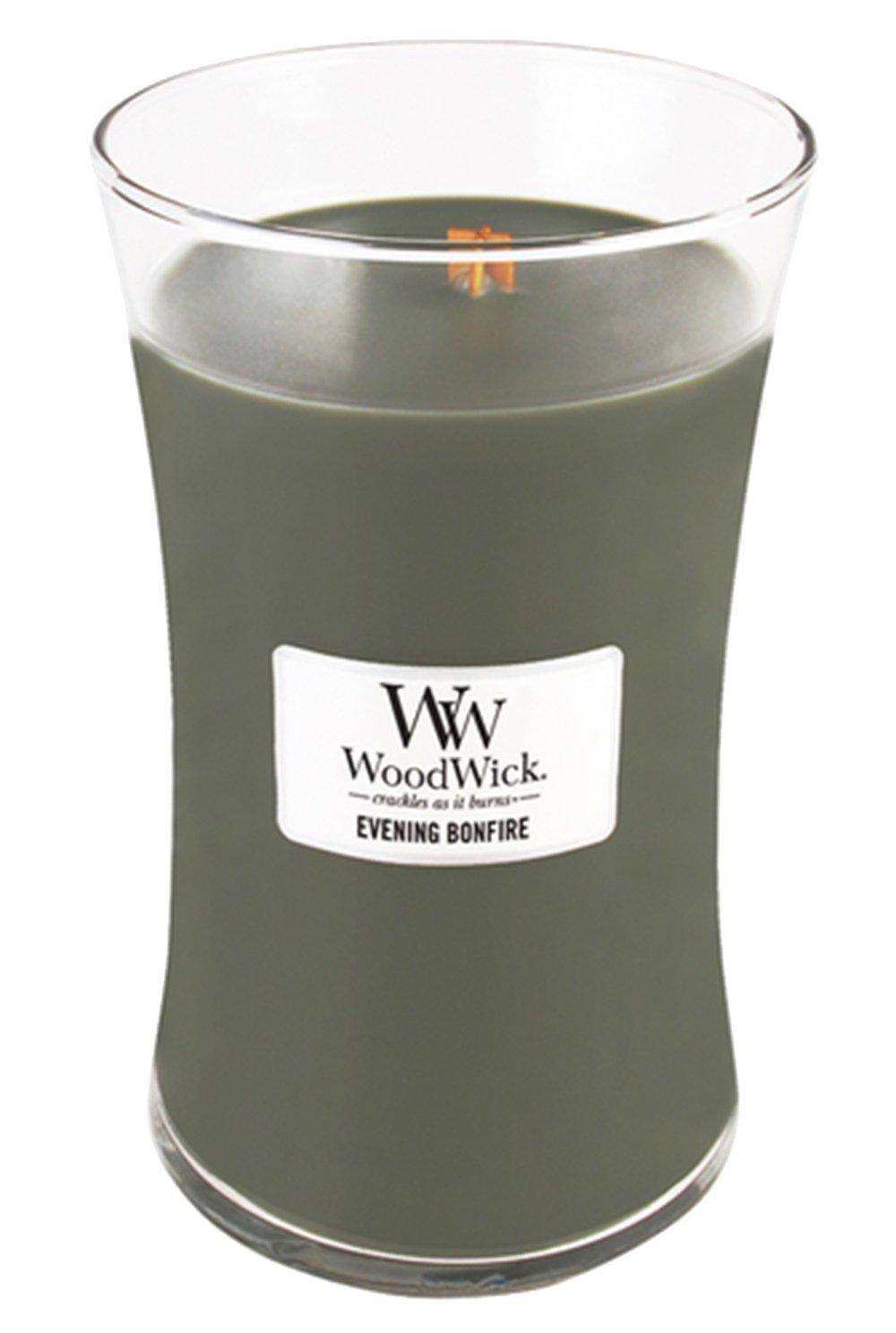 Woodwick Candle, Large, Evening Bonfire