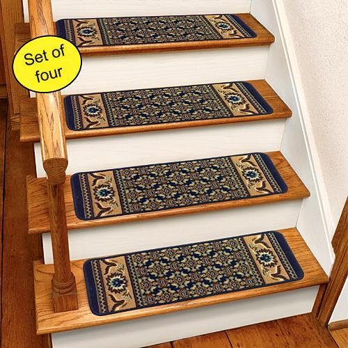 Blue Carpet Stair Treads CST260B product image