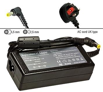 Amazon.com: Eletec 65w Laptop Ac Power Supply Unit For ...