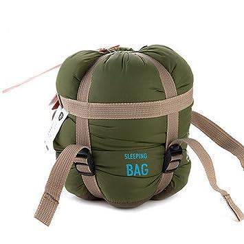 NUOLUX NatureHike Impermeable al agua en plein air saco de dormir Camping saco de dormir sobre bolsa de dormir (verde ejército): Amazon.es: Deportes y aire ...