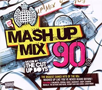 Ministry of Sound: Mash Up Mix 90s