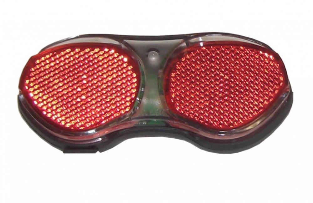 Soporte para luz trasera de PICADILLY con LED F, portaequipajes, M + condensador de luz de estacionamiento. n/o