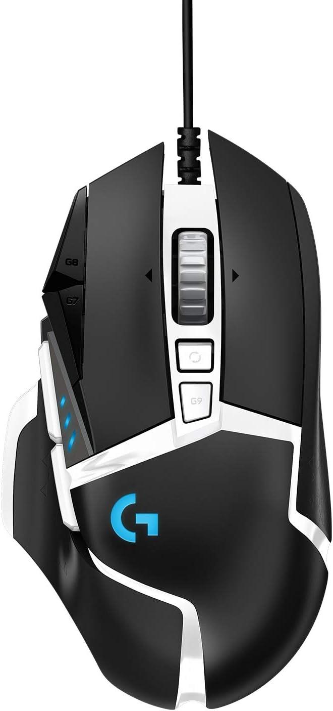 Logitech G502 Hero Gaming Maus Special Edition Mit Hero Computer Zubehör