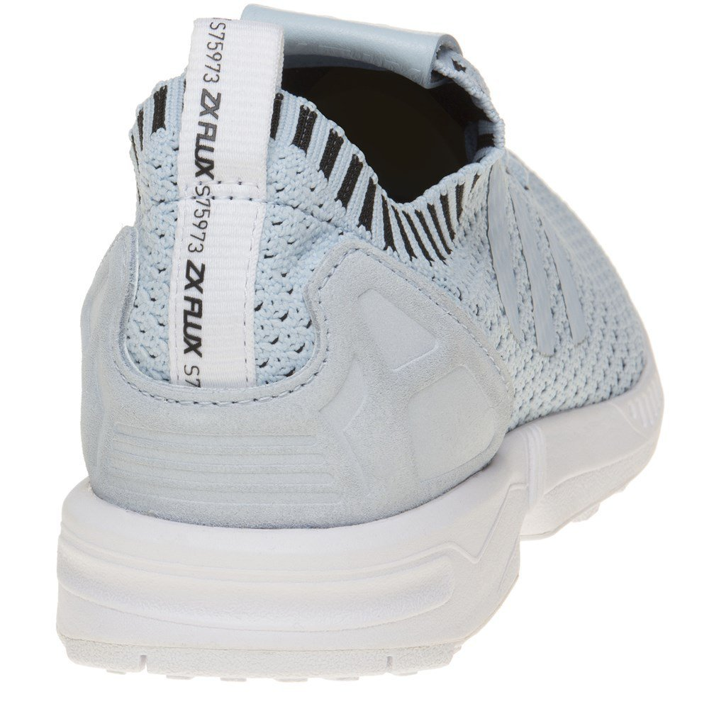 1c20e0618a Adidas Zx Flux Primeknit Femme Baskets Mode Bleu: Amazon.fr: Chaussures et  Sacs