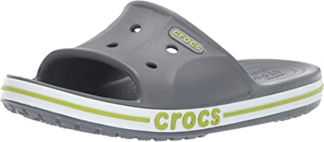 Crocs Men's and Women's Bayaband Slide Sandal