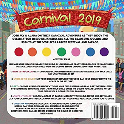 Jay's Adventures: A Colorful Carnival