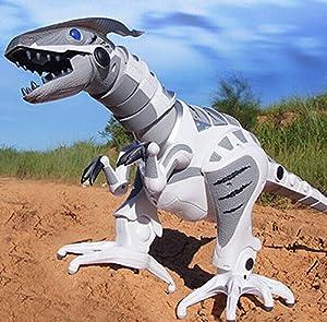 佳奇 恐龍紅外線遙控感應霸王龍 遙控機器人玩具智能恐龍tt320s升級版圖片