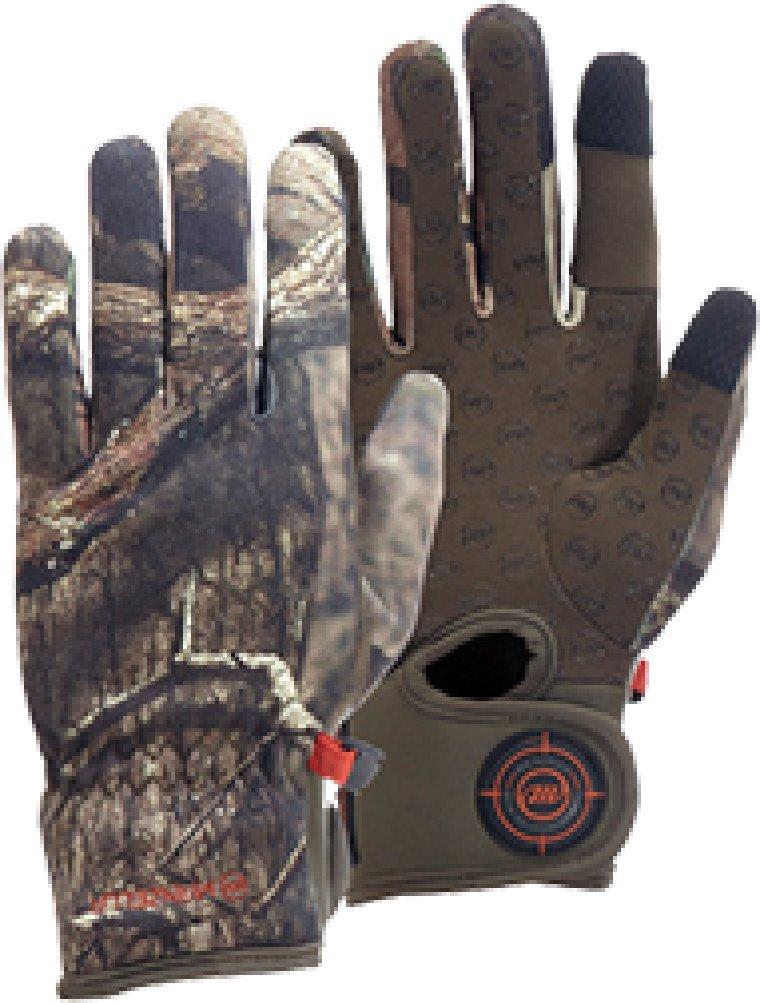 Manzella Productions 07334 Bow Ranger Fleece Glove, Realtree Extra Camo - Extra Large