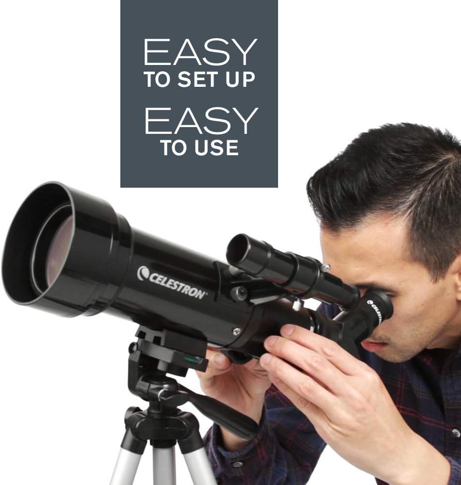 Celestron Teleskop Travelscope 70 Kamera