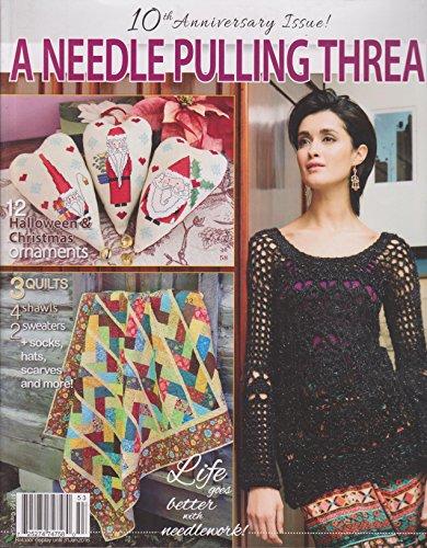 A Needle Pulling Thread Magazine Fall 2015