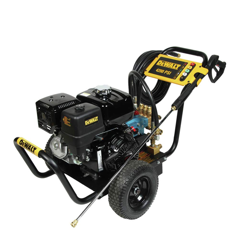 DEWALT Gas Pressure Washer 4200 PSI @