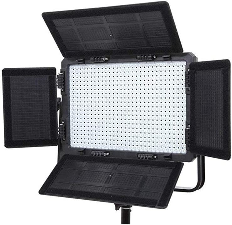 FalconEyes LED Studio Light LP-600TD 36W 600pcs LEDs Color Temperature Adjustable DMX System with LCD and Touch Panel Control