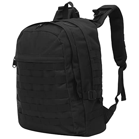 e160d9e9d11e GINGOOD PUBG Tactical Backpack Military Rucksack Molle Assault Daypack for  Adventure Trekking Hiking Camping Climbing Traveling