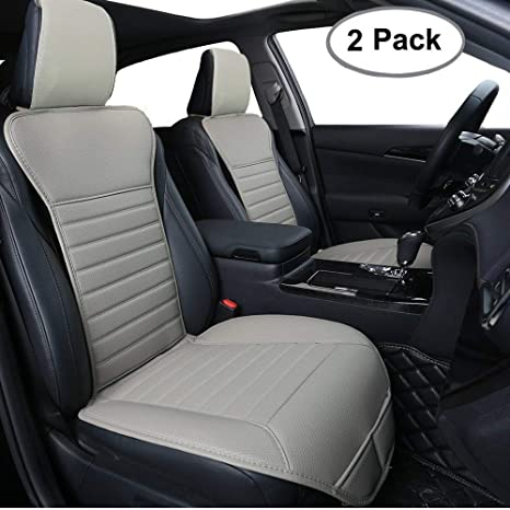 How To Make Car Seat Covers >> Big Ant Car Seat Cushion Sleek Design Full Size 2 Pcs Breathable Universal Four Seasons Interior Front Or Back Seat Covers For Auto Supplies Office