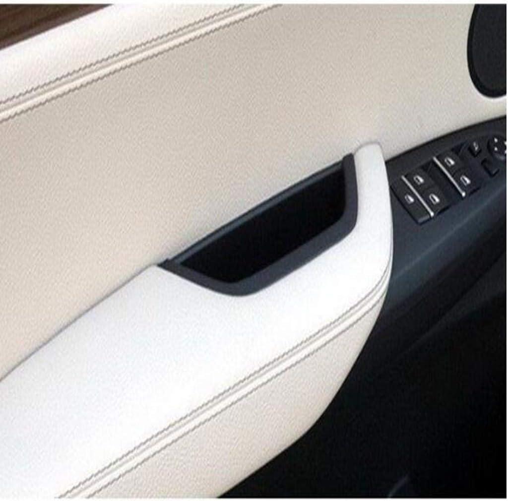 Porte Gauche pour 2011-2017 BMW F25 X3 X4 F26 Noir//Beige non-brand 51417250306 Garniture De Tirette pour Poign/ée Int/érieure Beige