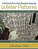 Christine's Swedish Weaving Winter Patterns Book