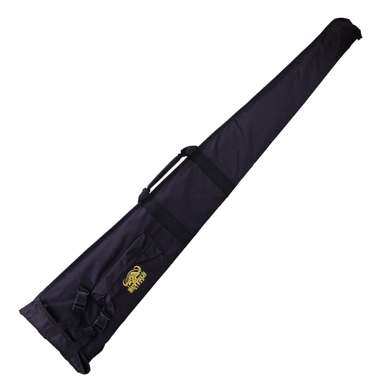 "Buffalo River CAMO carryPRO 2 Quality 48/"" Scoped Rifle Air Gun Slip Bag Case"