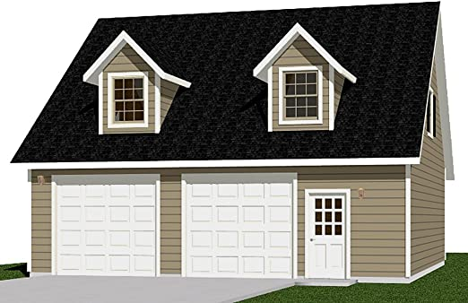 Garage Plans: Two Car Garage With Loft Apartment - Plan 1476-4 on for little girls playhouse loft bed plans, smart small home plans, simple home floorplans, 30 x 40 building plans, loft bed design plans, 4 bedroom open house plans, new carriage house plans, 5 bedroom house plans, loft layout plans, loft building plans, diy loft bed plans, small chateau carriage house plans, cottage house plans, barn garage loft plans, small two bedroom house plans, simple lodge plans, simple home construction plans, very small house plans, loft bed with desk plans, simple loft floor,
