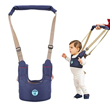 Casa Baby Walking Harness Toddler Walking Assistant Trainer Safe Stand Hand Held Walking Helper For
