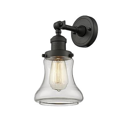 Amazon.com: Innovaciones iluminación una luz – Aplique de ...