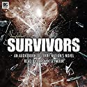 Survivors Audiobook by Terry Nation Narrated by Carolyn Seymour