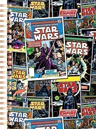 Amazon.com: Para niños de star wars A5 carpeta bloc de notas ...