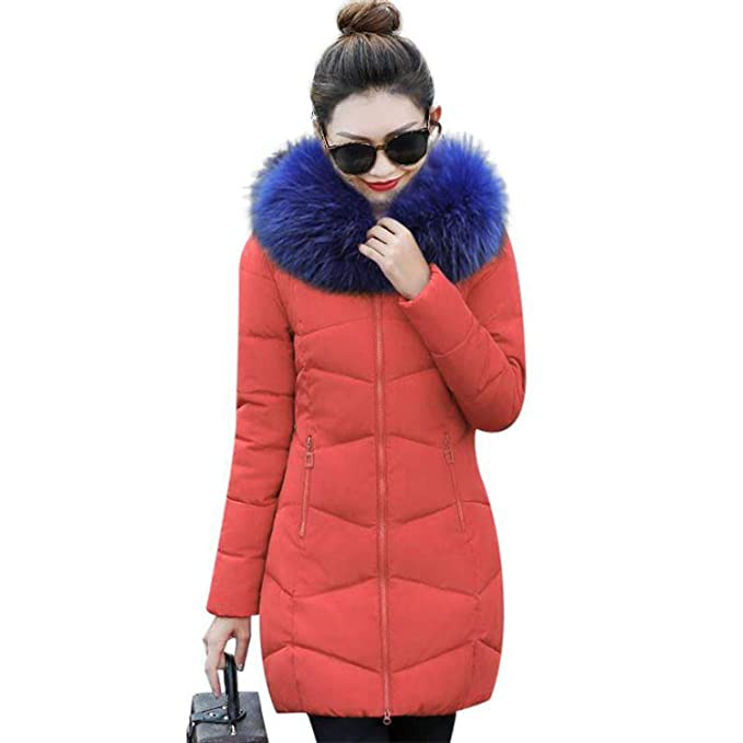 Amazon.com: Winter Coat - Chaqueta de invierno para mujer ...
