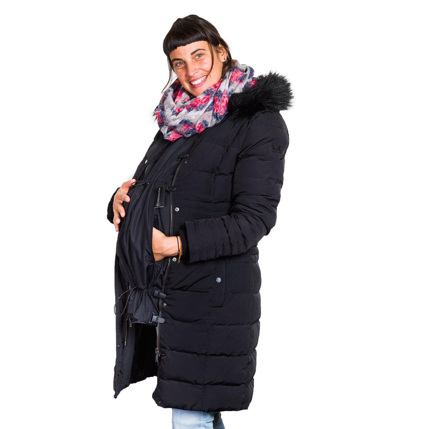 Inserto per la tua giacca | Usa la tua giacca preferita durante tutta la maternità, o come cover quando porti il tuo bambino in fascia o marsupio davanti cocoome