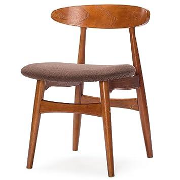 Amazon De Stuhl Essensstuhl Lernstuhl Burostuhl Stuhl Aus Massivem