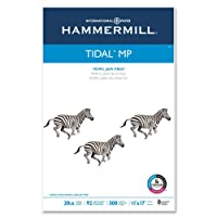 Hammermill Paper, Tidal MP, 20lb, 11 x 17, Ledger, 92 Bright, 500 Sheets / 1 Ream (162024), Made In The USA