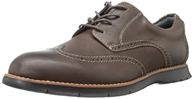 Florsheim Men's Flites Wing Oxford,Brown Crazy Horse,10.5 ...